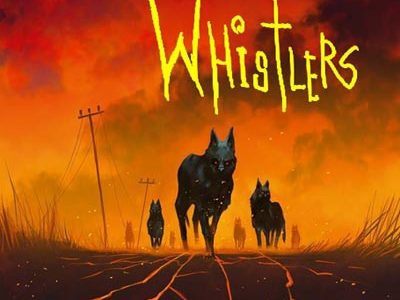 THE SEVEN WHISTLERS by Amber Benson & Christopher Golden